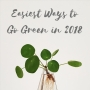Artwork for 032: Easiest Ways to Go Green in 2018