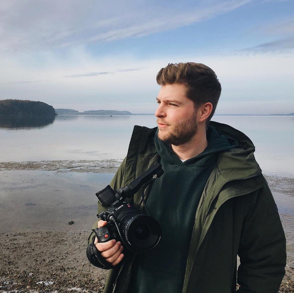 Traumberuf: Filmemacher - Martin Flindt aka Camera Cave