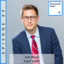 """Artwork for 09: A legal """"plan?"""" What does that even mean? And why would you sell one to contractors?  An interview with Seth Bloom from Levelset"""