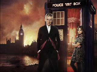 Tim's Take On: Episode 241(Doctor Who: Deep Breath review)