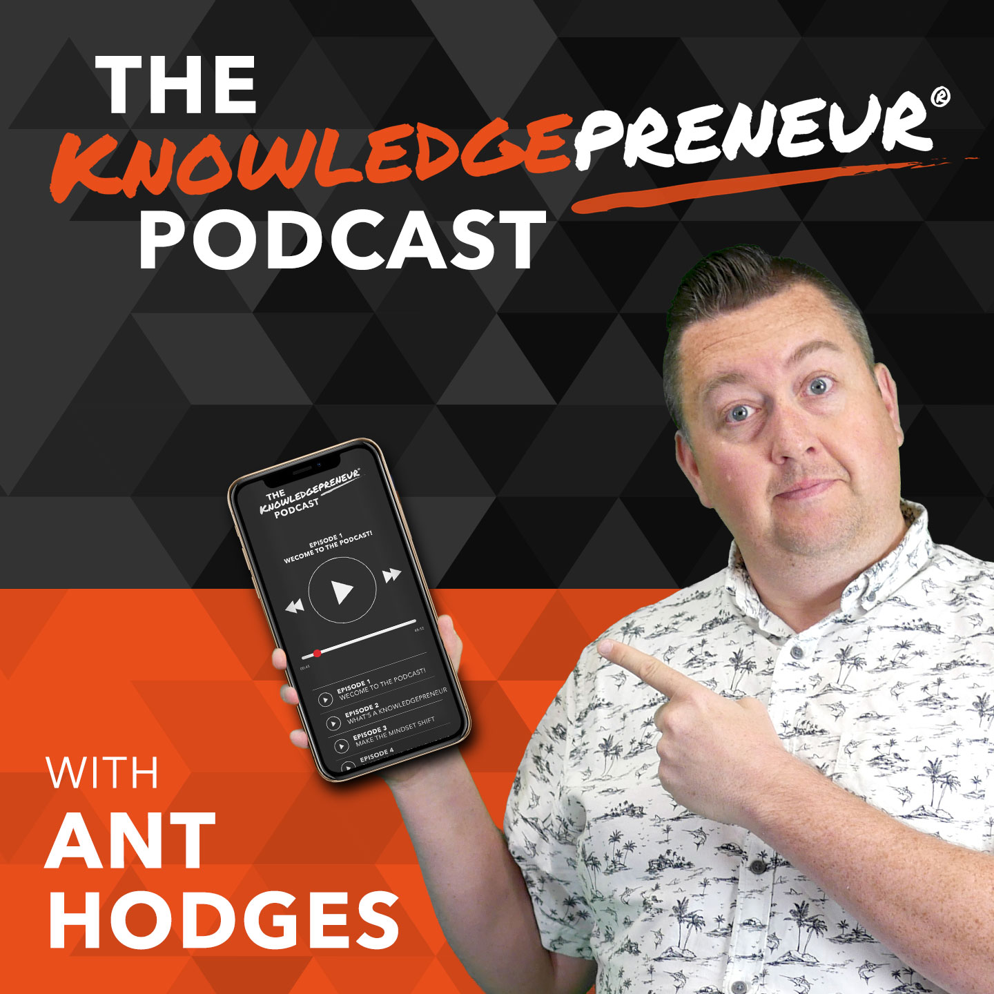 The Knowledgepreneur® Podcast show image