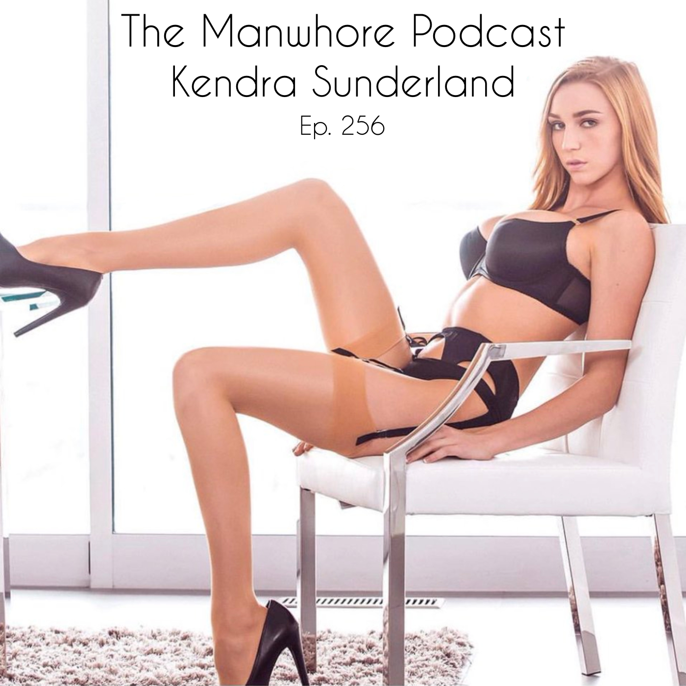 The Manwhore Podcast: A Sex-Positive Quest - Ep. 256: Ditching the Porn Drama with Kendra Sunderland