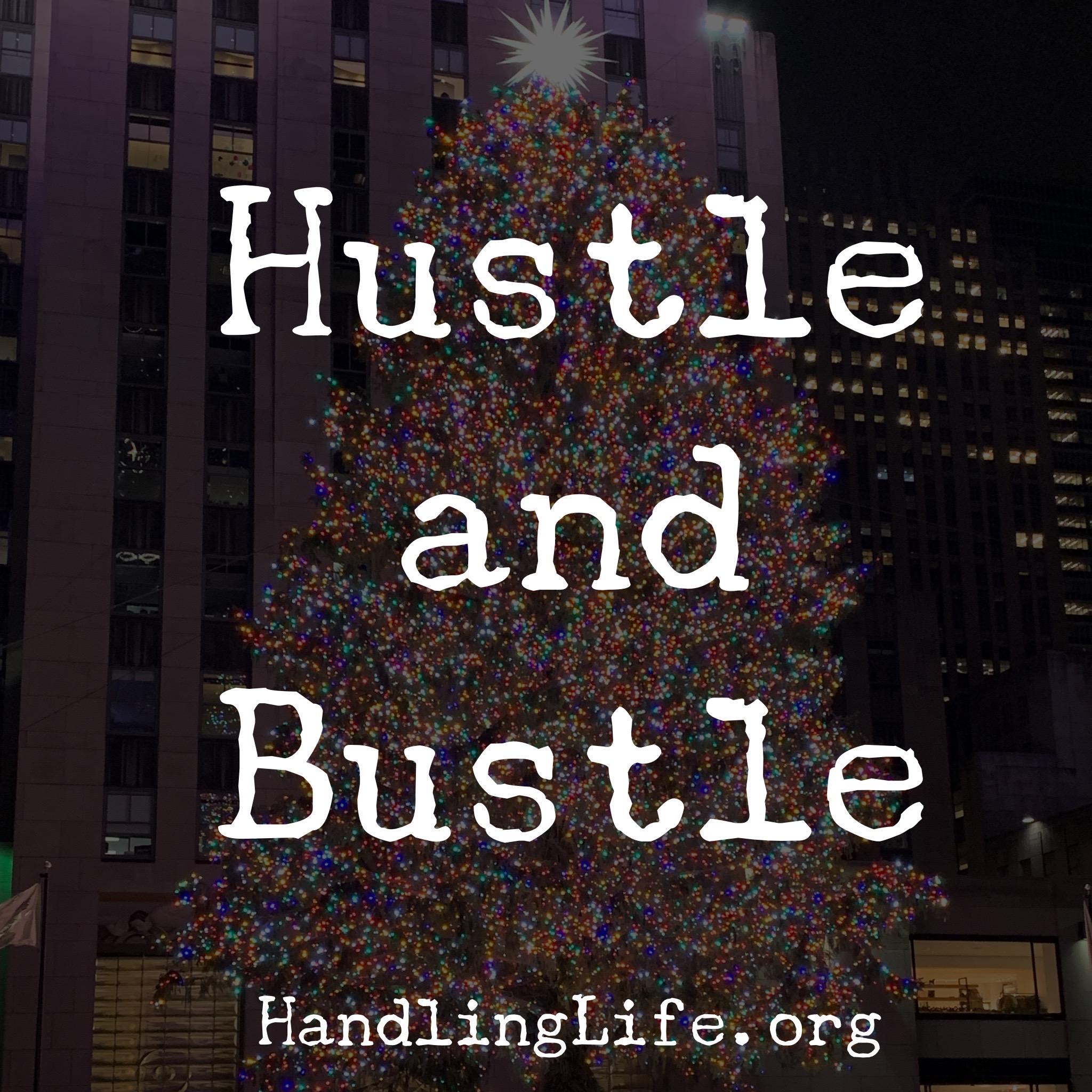 Artwork for Hustle and Bustle