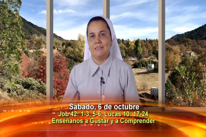 Artwork for Dios te Habla con Virginia Cristina Buelvas Pérez, TC Tema el hoy: enséñanos a gustar y a comprender