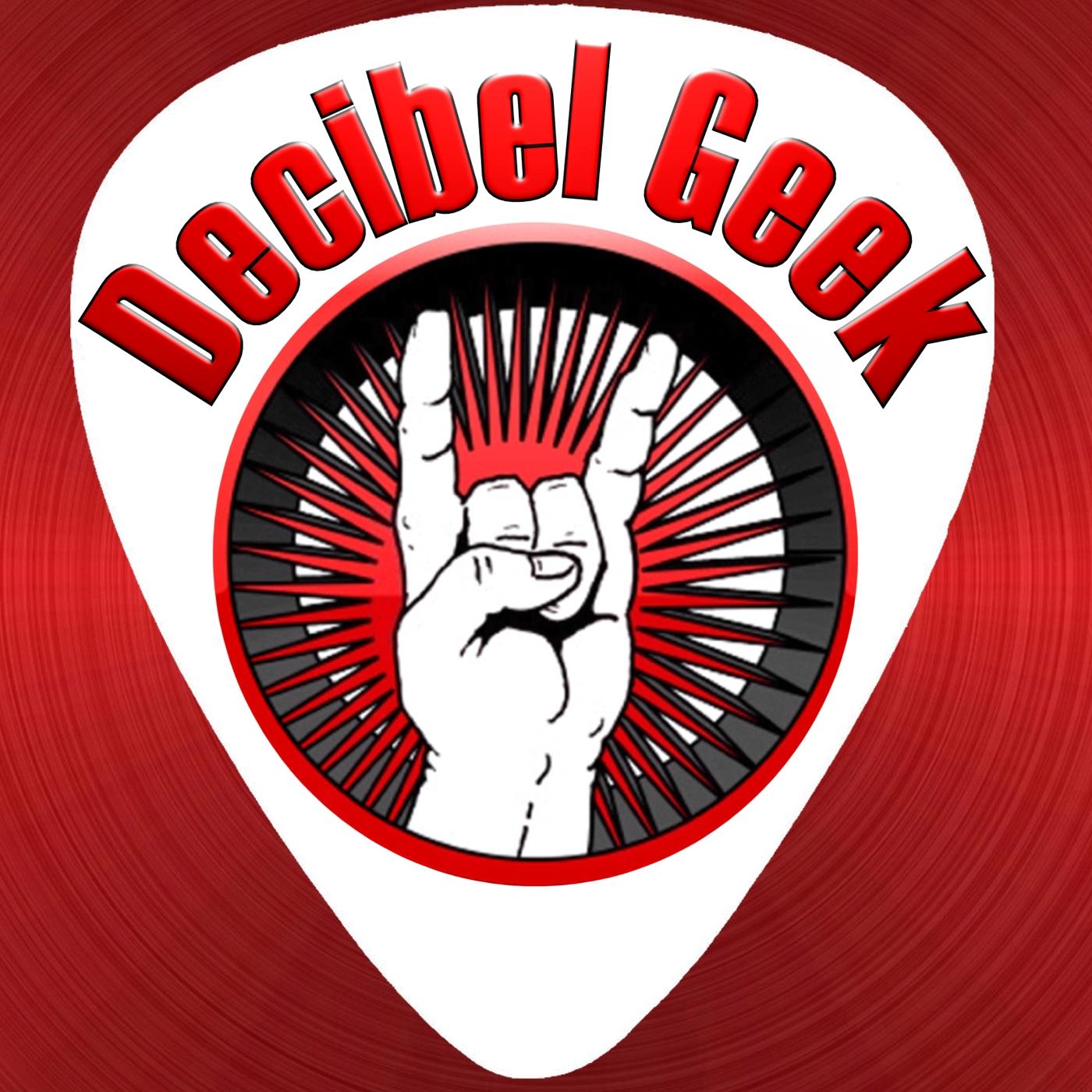 Decibel Geek Podcast logo