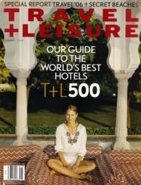Betty in Travel + Leisure Magazine