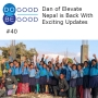Artwork for #40 Dan of Elevate Nepal is Back With Exciting Updates
