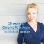 Artwork for Episode 46: 18 Years of Chronic Pain Gone by Dr. Elizabeth Weidlich