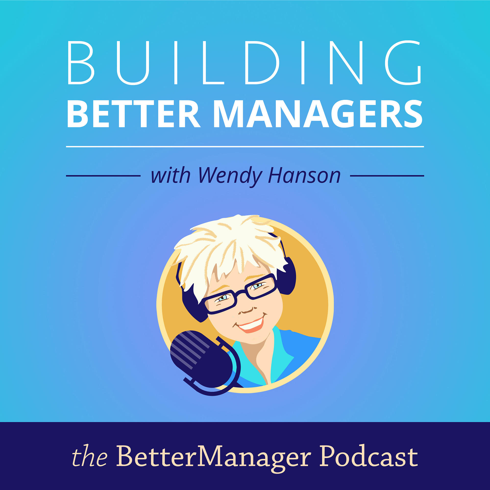 Building Better Managers show art