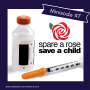 Artwork for Minisode #7: Spare a Rose / What Can We Do About The Price of Insulin?