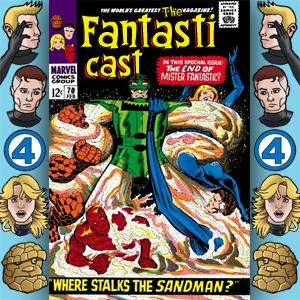 Episode 70: Fantastic Four #61 - Where Stalks The Sandman