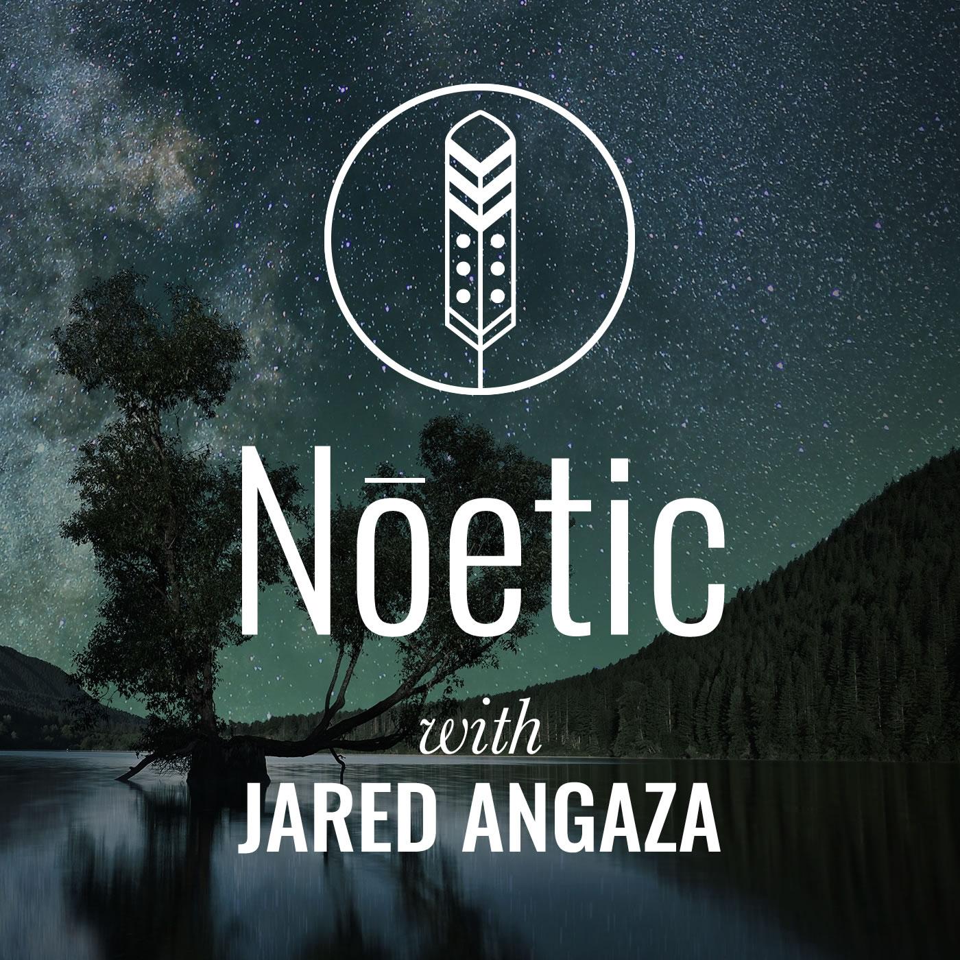 Noetic with Jared Angaza show art