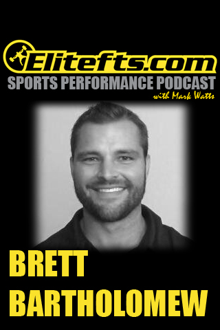 Elitefts SPP: Brett Bartholomew