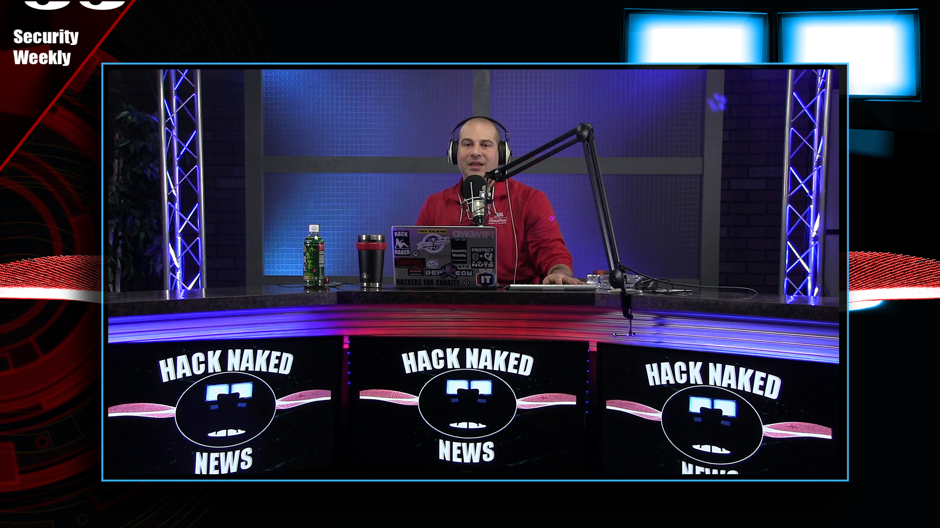 Artwork for Google, Intel, Oracle, and Meltdown-Spectre - Hack Naked News #157