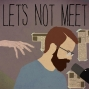Artwork for Let's Not Meet 21: The Laughing Bicyclist