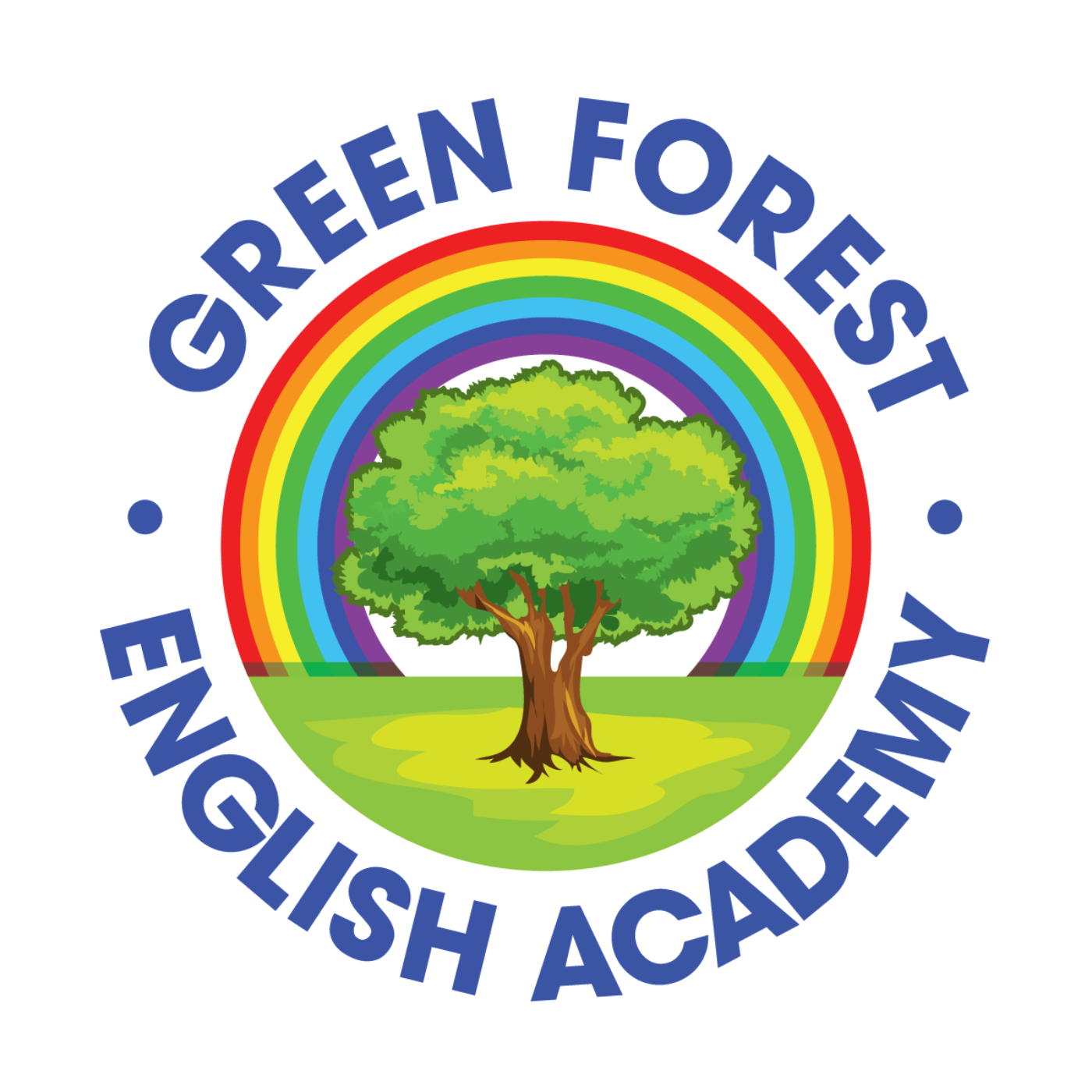 Green Forest English Academy's Podcast Classroom show image