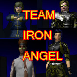 Team Iron Angel- Black Dawn of the Golden Age- Episode Five- Wendigo