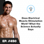 Artwork for Does Electrical Muscle Stimulation Work? What The Science Actually Says