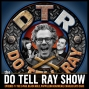 Artwork for The Do Tell Ray Show E-71 The E-Mail Black Hole, Pappillon Headwear, Charlie Eats Cans