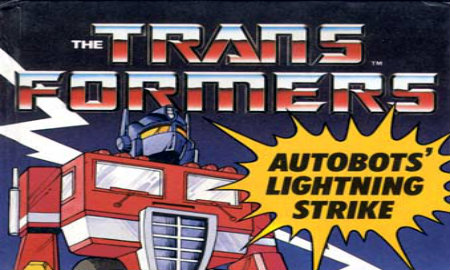 When the Music Stops: Autobots Lighting Strike