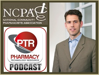 PTR Pharmacy Podcast Episode 30 An Interview with NCPA's CEO Douglas Hoey.