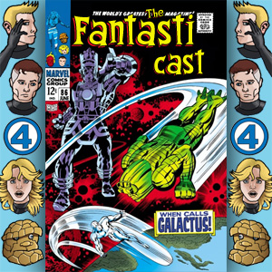 Episode 86: Fantastic Four #74 - When Calls Galactus