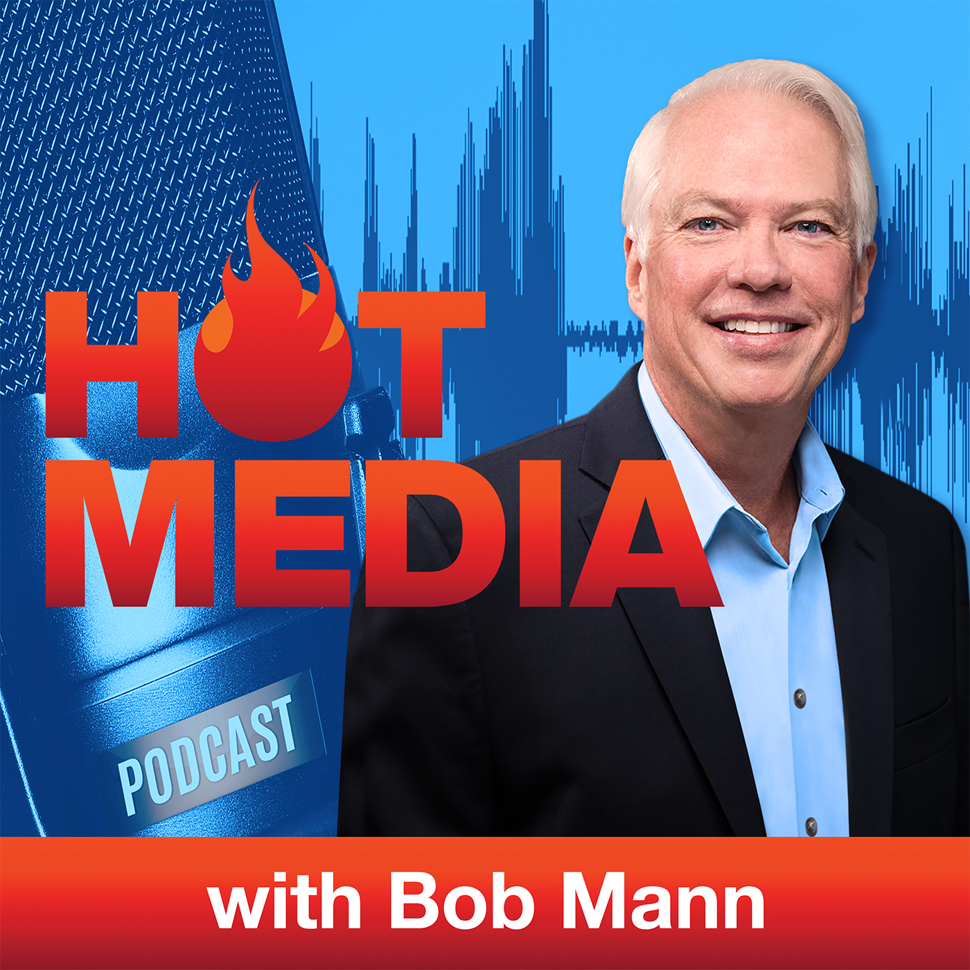 Hot Media with Bob Mann show art