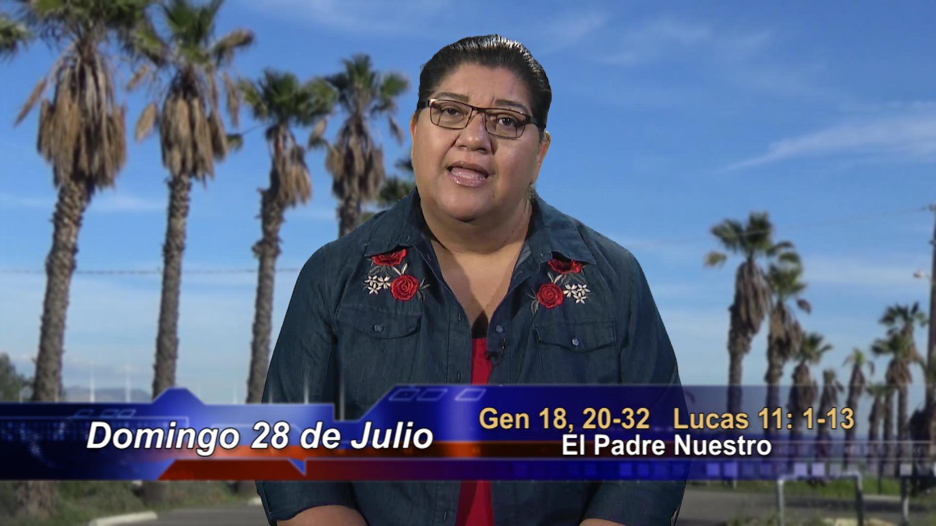 Artwork for Dios te Habla con Maria de Lourdes Valencia; Tema: El Padre Nuestro