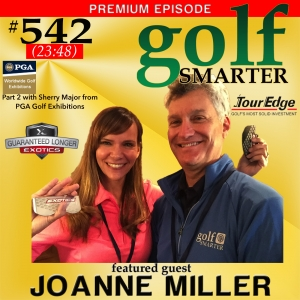 542 Premium: Intro to Tour Edge and Exotics golf clubs, AND, the PGA Golf Exhibition Shows