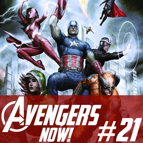 Cultural Wormhole Presents: Avengers Now! Episode 21
