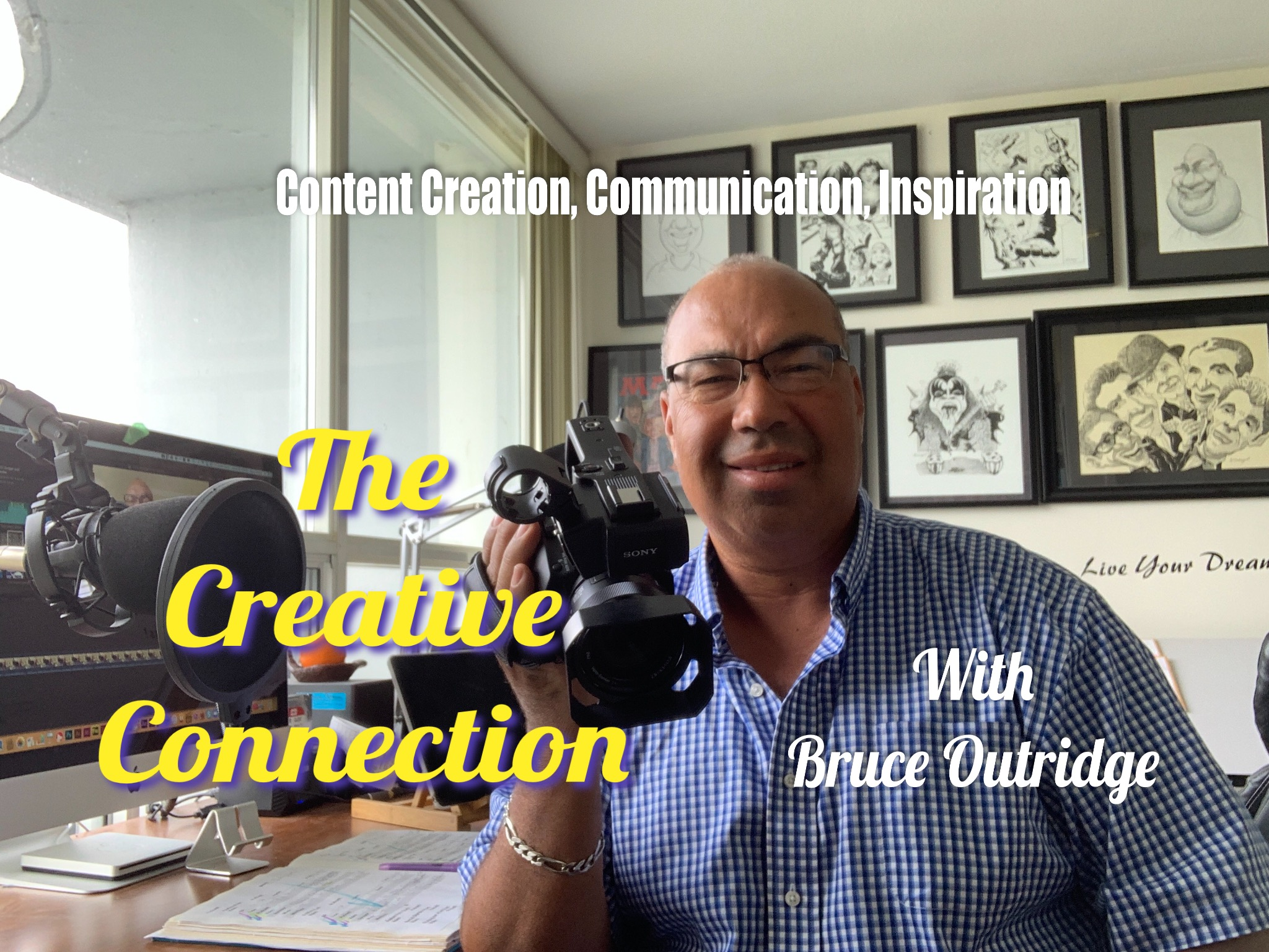 Get Marketing Tips with the Creative Connection