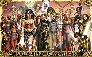 Ep 71: Rise of the Female Hero