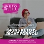 Artwork for Signs Keto Is Right for You
