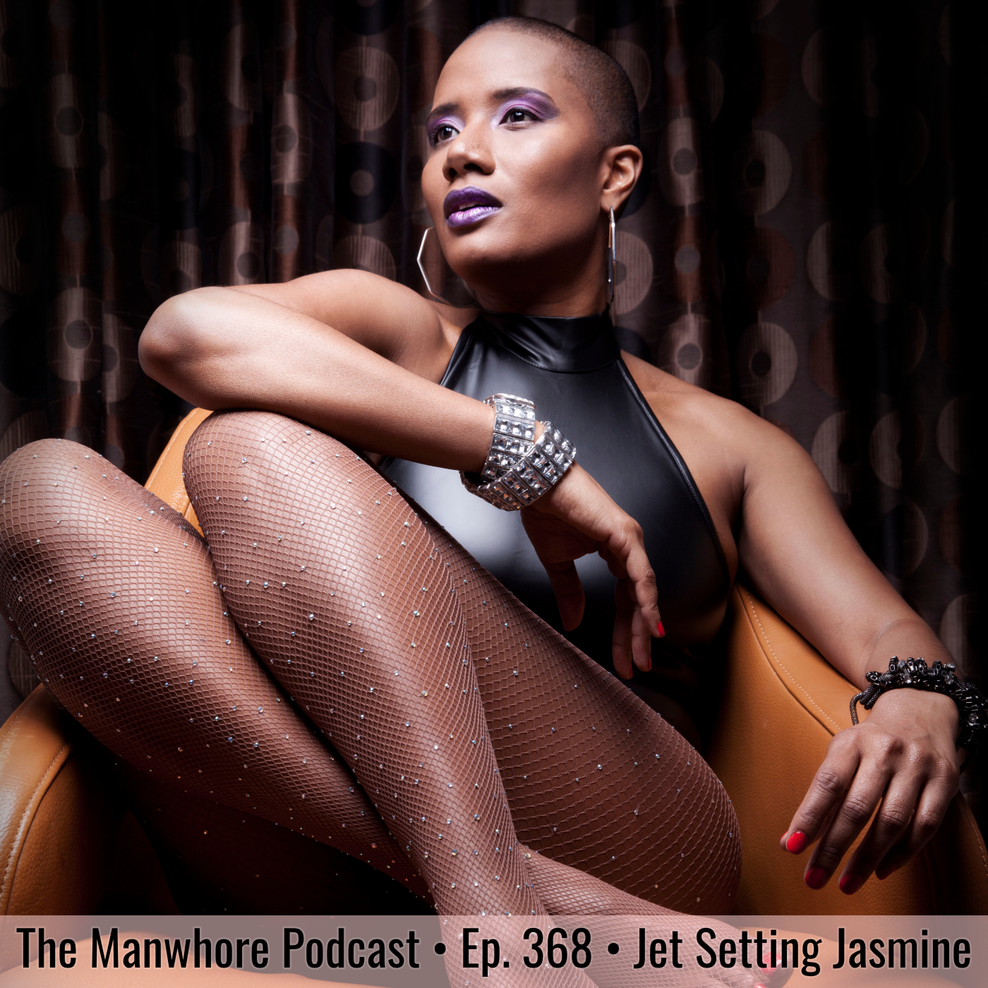 The Manwhore Podcast: A Sex-Positive Quest - Ep. 368: When Your Therapist Does Porn, Too with Jet Setting Jasmine