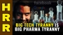 Artwork for Big Tech TYRANNY is Big Pharma tyranny