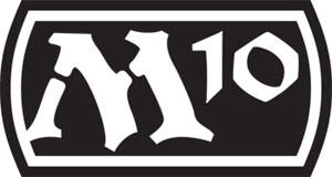 Magic 2010 Expansion Symbol