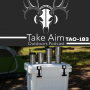 Artwork for Take Aim Outdoors - EP-183 Gear Review Patriot Coolers
