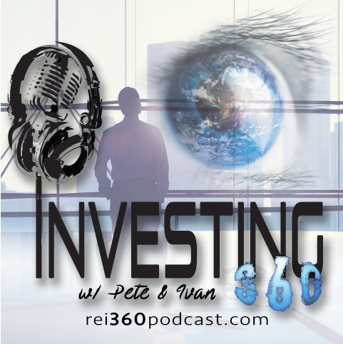 Artwork for The Truth about what to do when a deal falls through- Real Estate Investing 360 w/ Pete Asmus & Ivan Oberon