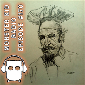 Monster Kid Radio - 1/22/15 - Have you heard about the time Roger Koch met Vincent Price?