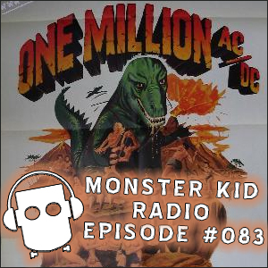 Monster Kid Radio #083 - Getting raw with Ed Wood and Joe Blevins