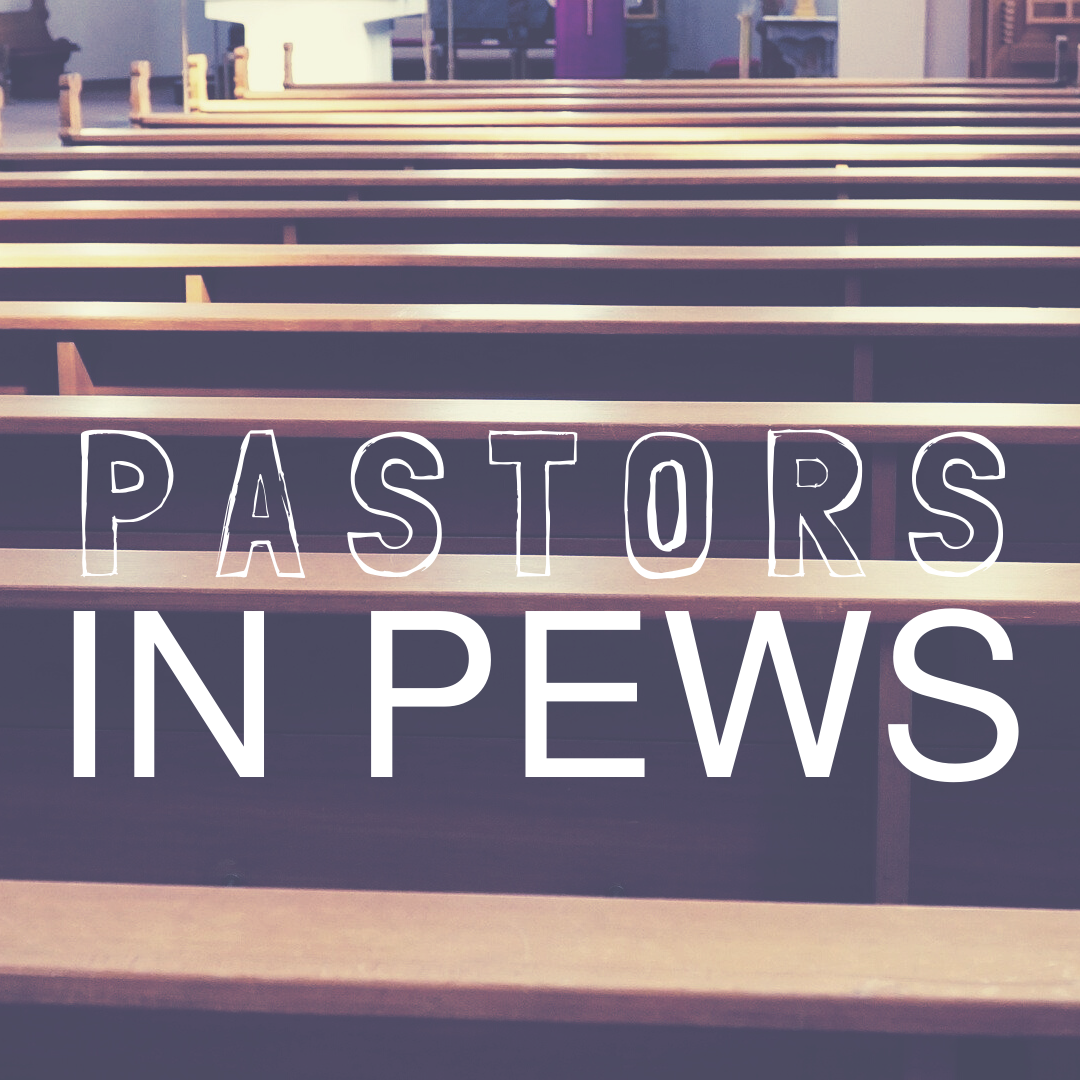 Pastors in Pews Podcast - Bishop W. Earl Bledsoe show art