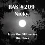 Artwork for RAS #209 - Nicky