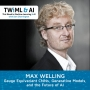 Artwork for Gauge Equivariant CNNs, Generative Models, and the Future of AI with Max Welling - TWiML Talk #267