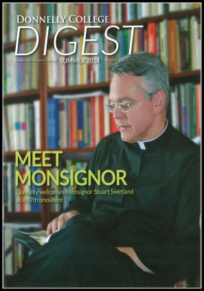 Meet Monsignor