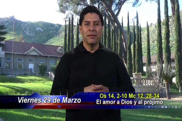 """Artwork for Dios te Habla con Dn. Alfredo Vargas;  Tema el hoy: """"El amor a Dios y al prójimo""""."""