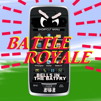 Bell's in the Batfry, Episode 151