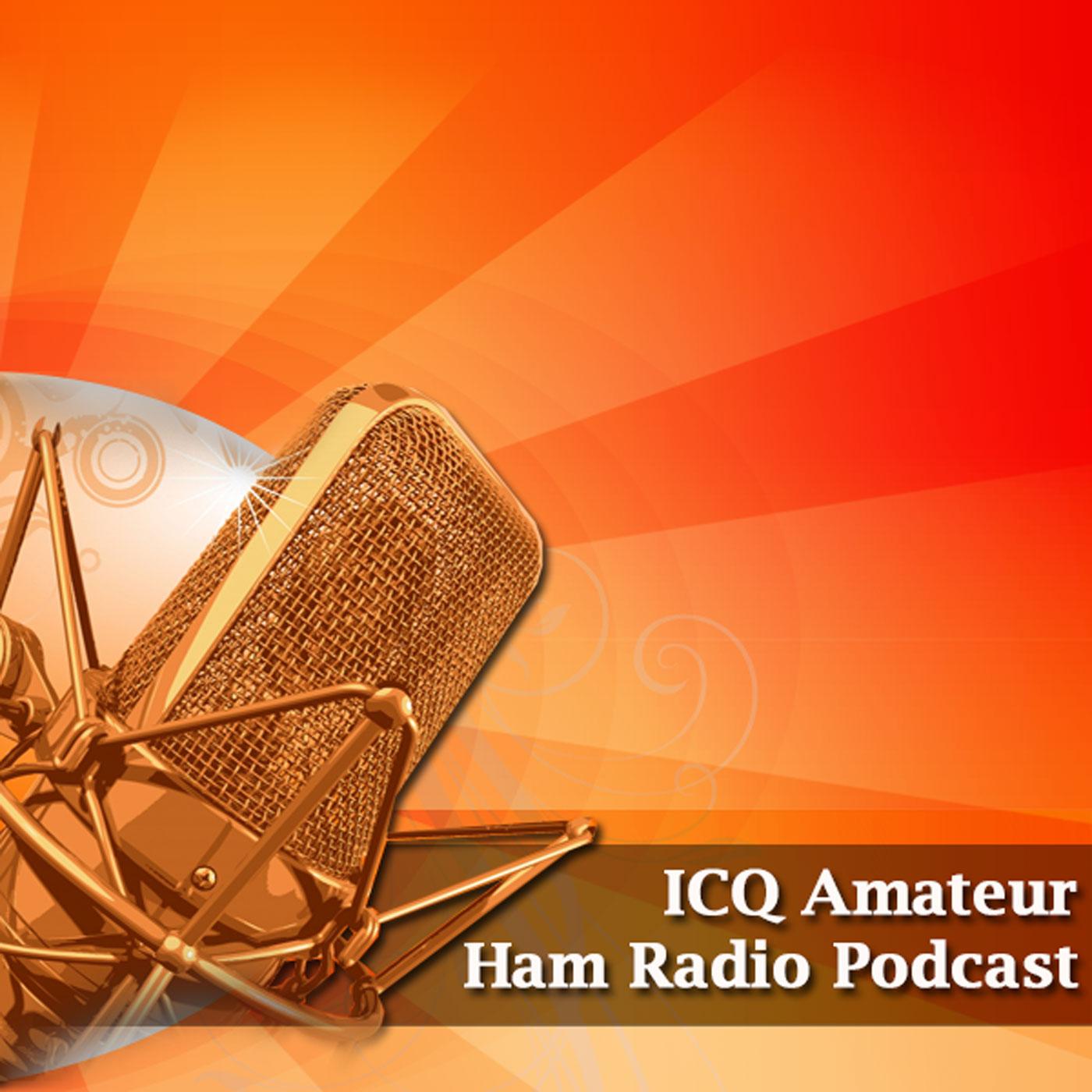 icqpodcast's Amateur / Ham Radio Podcast show art