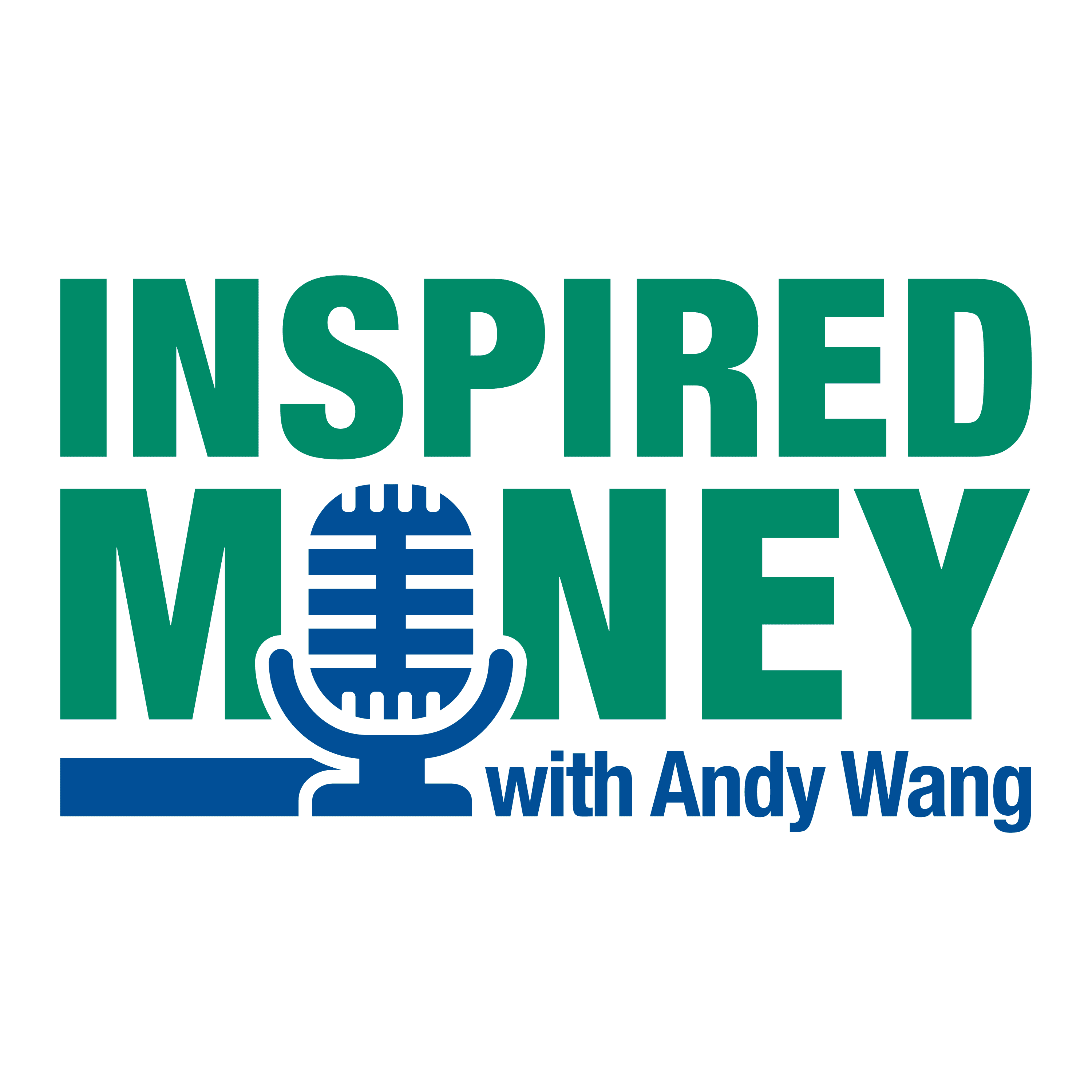 Inspired Money show art