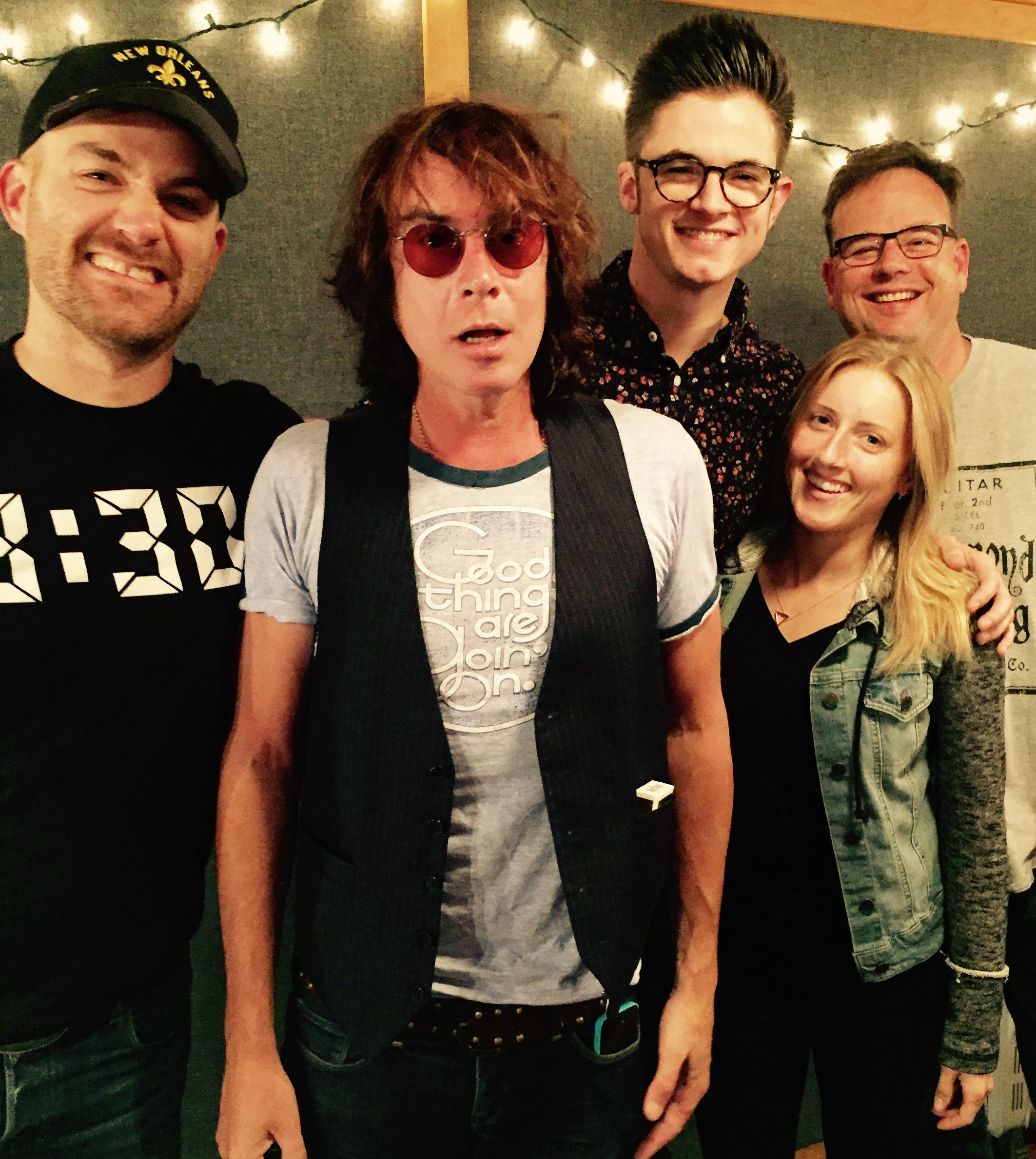 113 - Jody Porter, Julia Fanning, Matt Baker, Paul Pfau