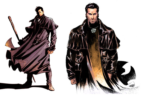 Heroes and Villains 38: Harry Dresden/ The Dresden Files with Tom Norris